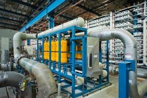 Celotti Adelaide Desalination Plant