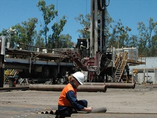 Arrow Energy has flagged job cuts at its coal seam gas project in central Queensland. Source: AAP